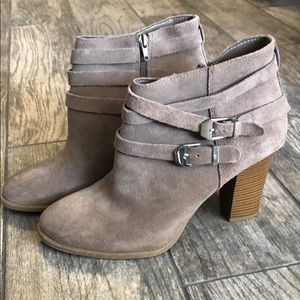 INC International Concepts - Taupe Booties